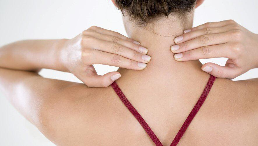 Как избавится от боли в шее?