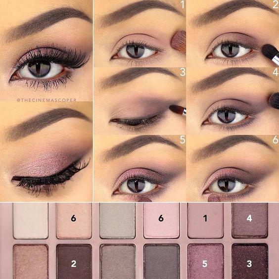 Искусство макияжа: пошаговые инструкции на все случаи жизни   10