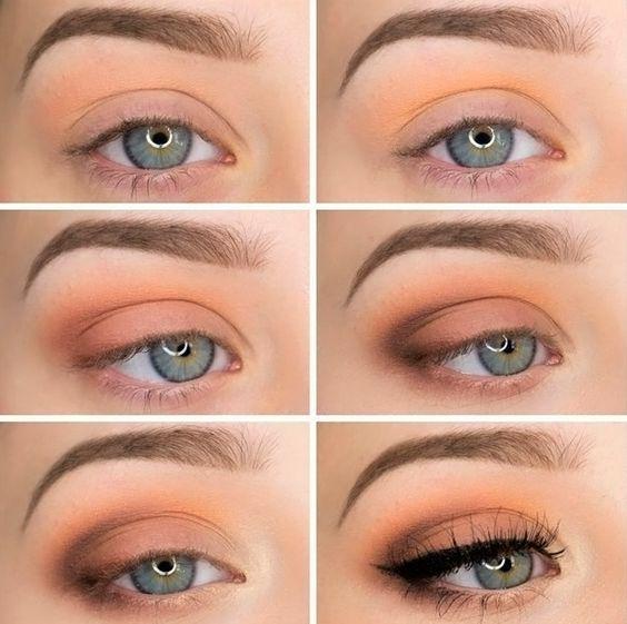 Искусство макияжа: пошаговые инструкции на все случаи жизни   12