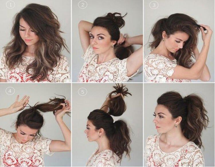 17 хитростей, которые помогут сделать ваши волосы гуще | 12