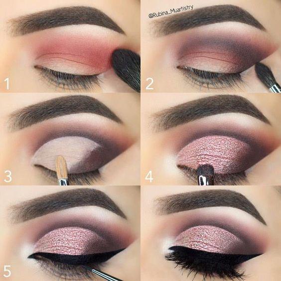 Искусство макияжа: пошаговые инструкции на все случаи жизни   13