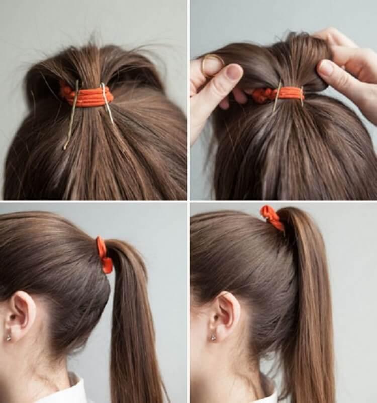 17 хитростей, которые помогут сделать ваши волосы гуще | 13