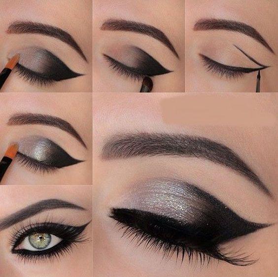 Искусство макияжа: пошаговые инструкции на все случаи жизни   15