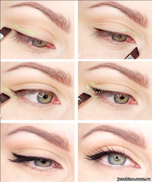 Искусство макияжа: пошаговые инструкции на все случаи жизни   16