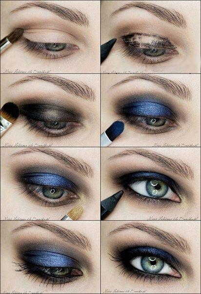 Искусство макияжа: пошаговые инструкции на все случаи жизни   17