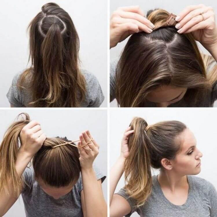 17 хитростей, которые помогут сделать ваши волосы гуще | 17