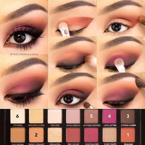 Искусство макияжа: пошаговые инструкции на все случаи жизни   18