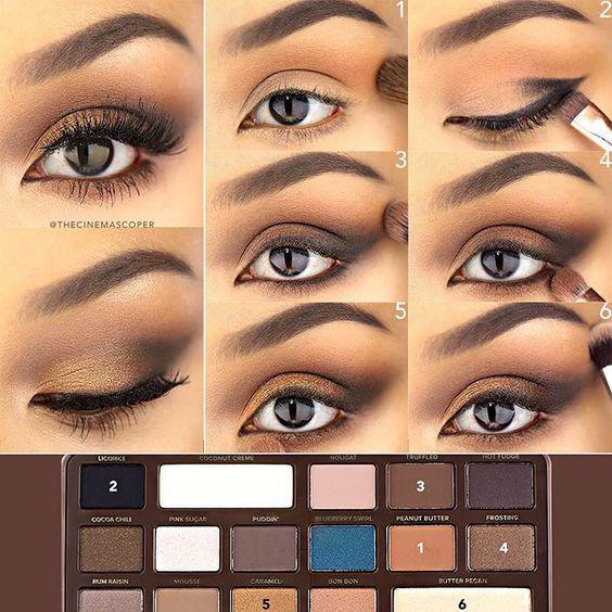 Искусство макияжа: пошаговые инструкции на все случаи жизни   19