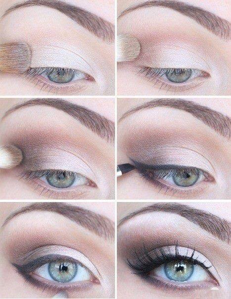 Искусство макияжа: пошаговые инструкции на все случаи жизни   2