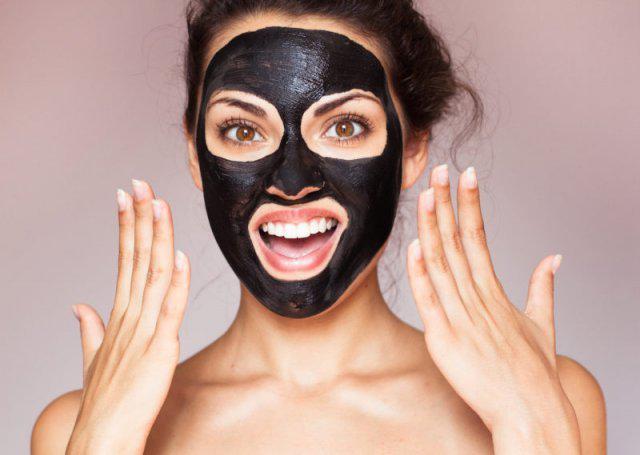 Домашняя маска против черных точек | 2