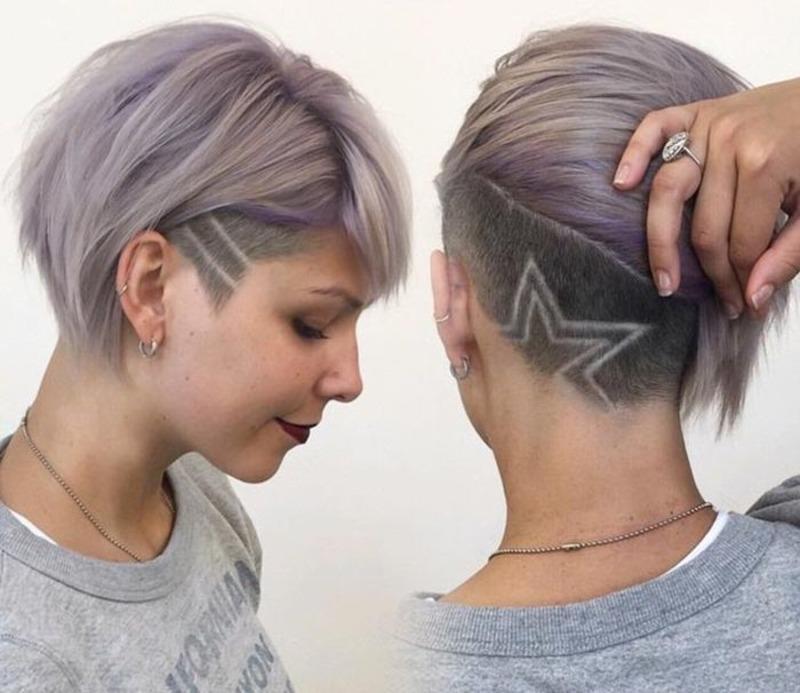 Стрижки на любой вкус и длину волос модные в 2018 году