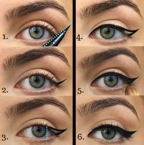 Искусство макияжа: пошаговые инструкции на все случаи жизни   3