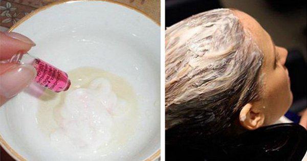Волшебная маска для роста волос в домашних условиях | 4