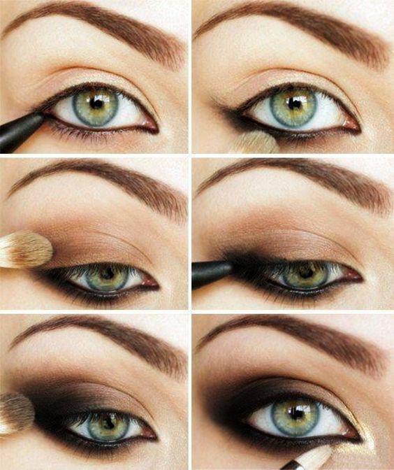 Искусство макияжа: пошаговые инструкции на все случаи жизни   4