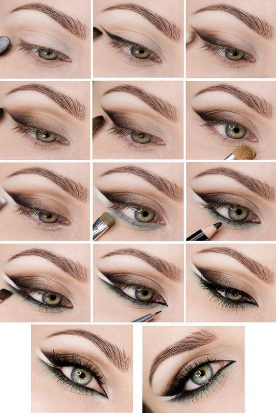 Искусство макияжа: пошаговые инструкции на все случаи жизни   5