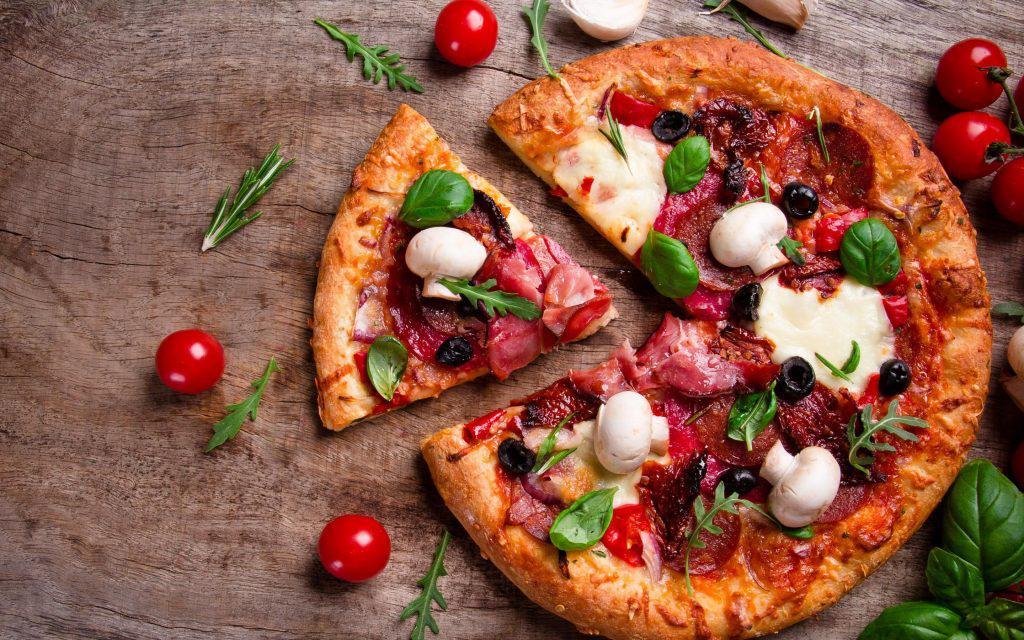 Рецепт отменной пиццы на пышном тесте | 5