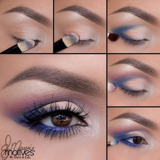 Искусство макияжа: пошаговые инструкции на все случаи жизни   6