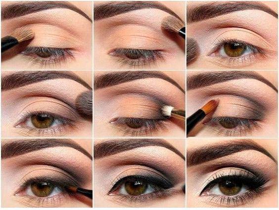 Искусство макияжа: пошаговые инструкции на все случаи жизни   7
