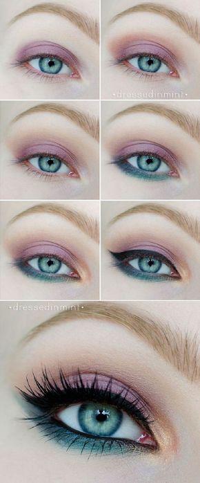 Искусство макияжа: пошаговые инструкции на все случаи жизни   8