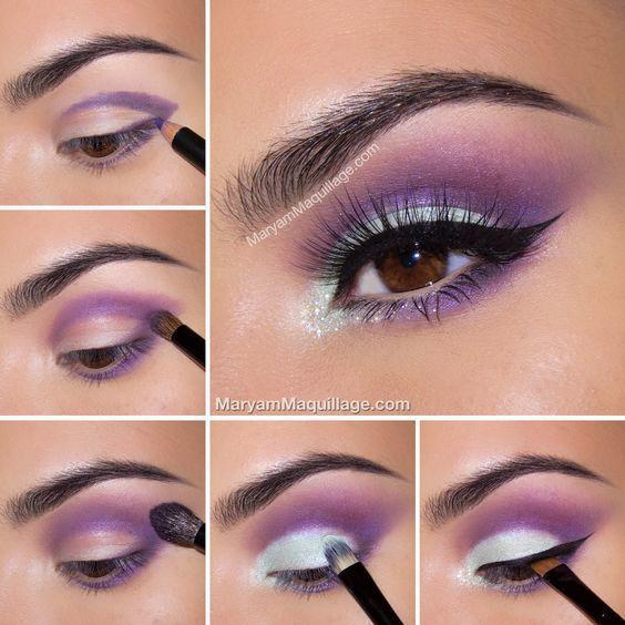 Искусство макияжа: пошаговые инструкции на все случаи жизни   9
