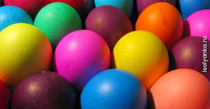 Готовимся к Пасхе: 25 способов украсить пасхальные яйца | 67