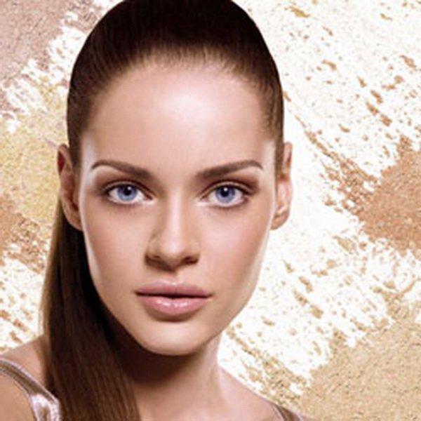 Особенности макияжа для вытянутого лица