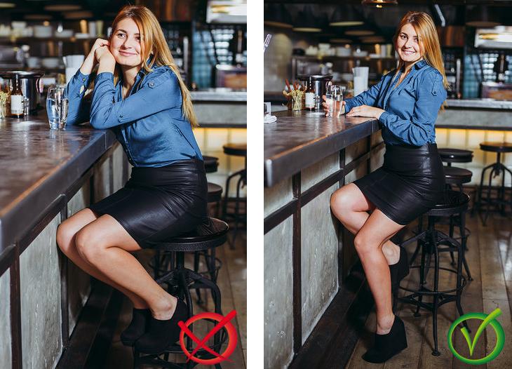 Главные правила удачной фотосессии: как научиться удачно позировать в интерьере и на улице