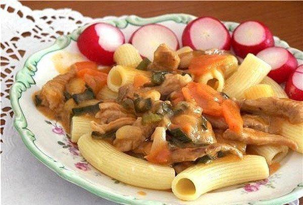 Фантастически вкусные подливы для макарон