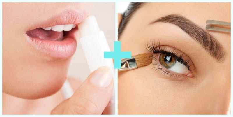 Не стоит выбрасывать остатки косметики: 10 способов их применения