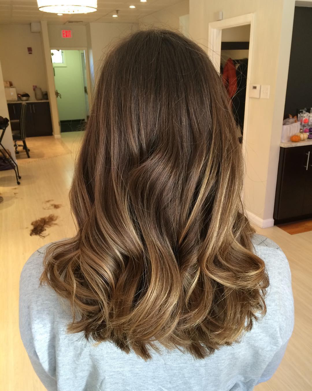 Брондирование волос: описание, виды, техника выполнения для любой длины и цвета волос