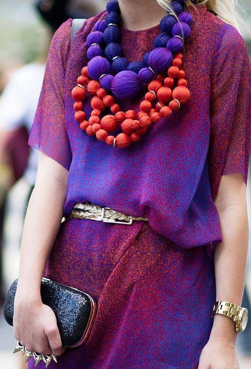15 образов с использованием фиолетового цвета в одежде и аксессуарах — потрясающие фото!   16