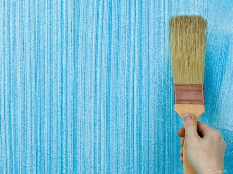 Несколько недорогих способов покрасить стены, как в элитном жилье | 2