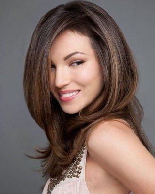 Красивые укладки для прямых волос