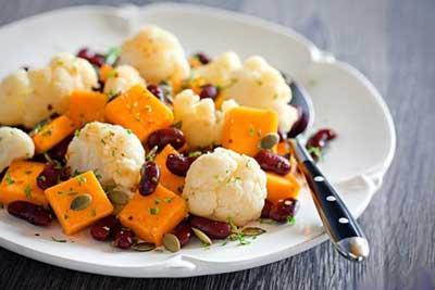 15 рецептов салатов из тыквы: вкусно и полезно! | 2