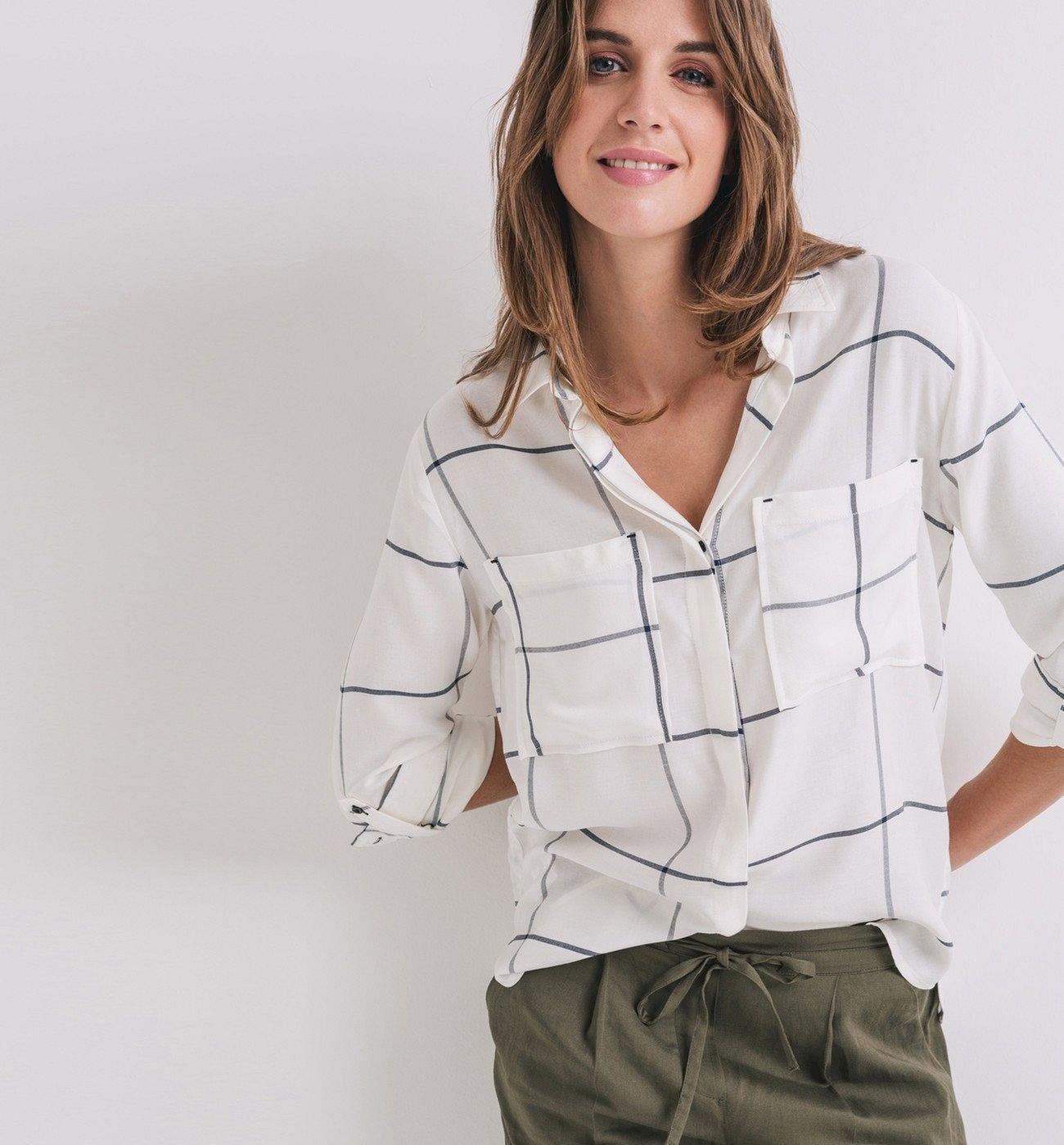 Офисный стиль: как носить рубашку и не выглядеть скучной