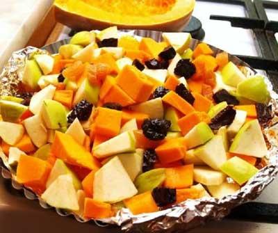 15 рецептов салатов из тыквы: вкусно и полезно! | 3