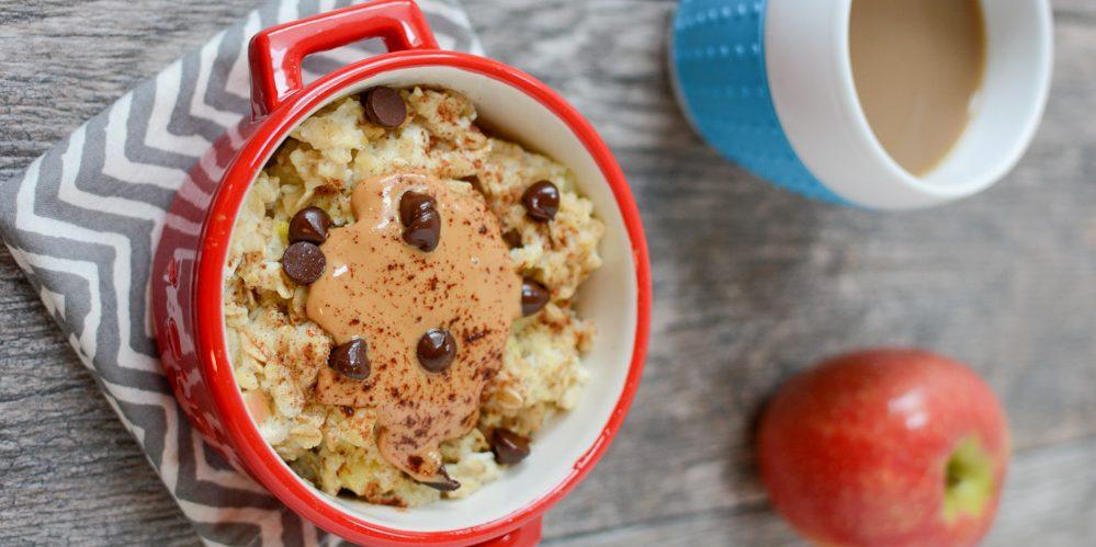 11 вкусных идей завтрака в микроволновке