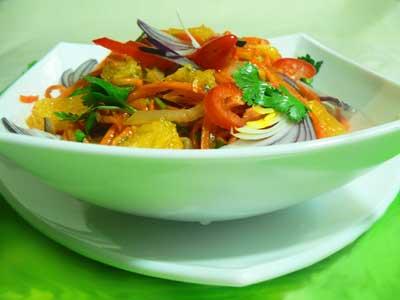 15 рецептов салатов из тыквы: вкусно и полезно! | 4