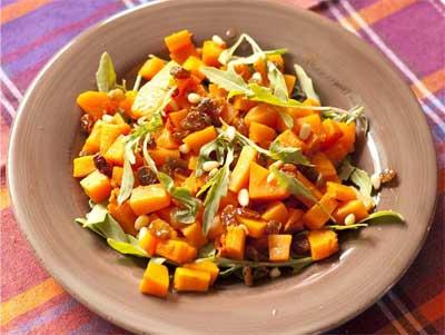 15 рецептов салатов из тыквы: вкусно и полезно! | 5