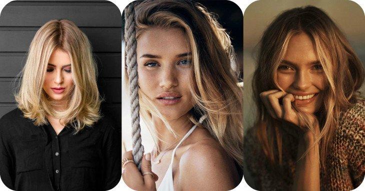 Модные оттенки волос весны 2018 | 5