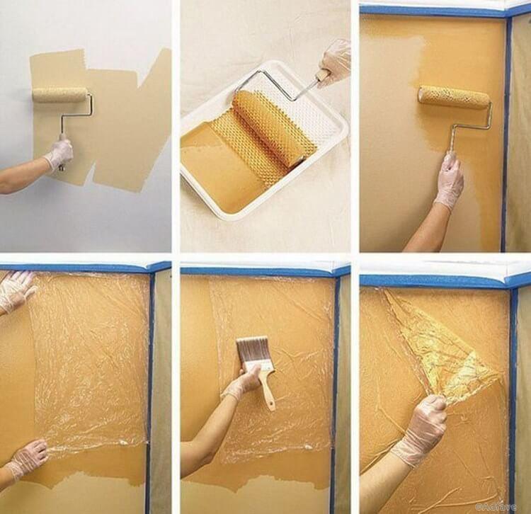 Несколько недорогих способов покрасить стены, как в элитном жилье | 6