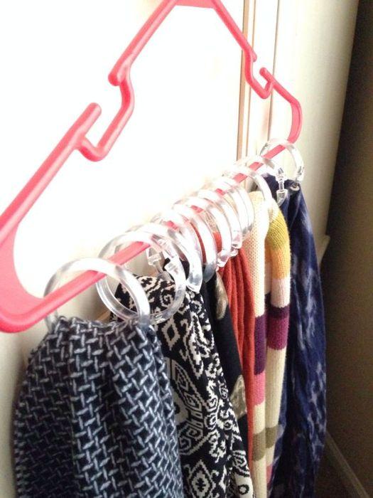 Как правильно складывать вещи и белье в шкафу, чтобы они занимали меньше места   6