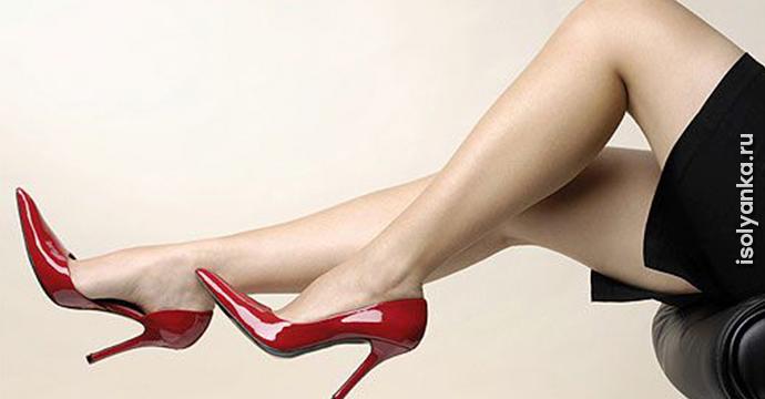Как весной и летом носить туфли на высоких каблуках целый день и не страдать от боли в ногах | 1