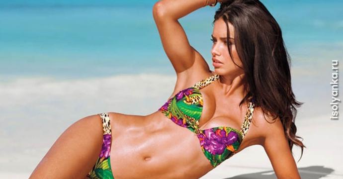 Как купальники Victoria's Secret выглядят на моделях, и на самых обычных женщинах   66