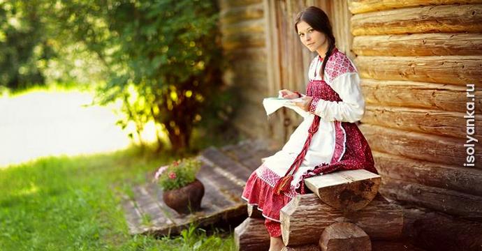 Что умела делать 10-летняя девочка на Руси 100 лет назад? | 82