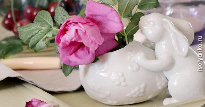 4 идеи оформления Пасхального стола в различных стилях | 60