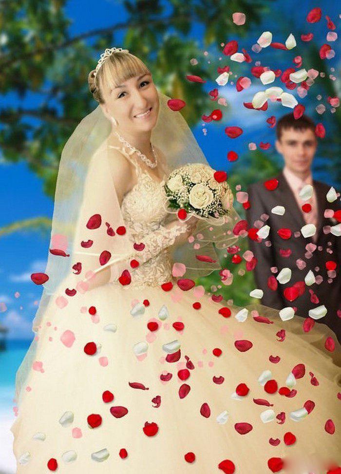 34 свадебных фотографии, которые насмешат вас до слез!