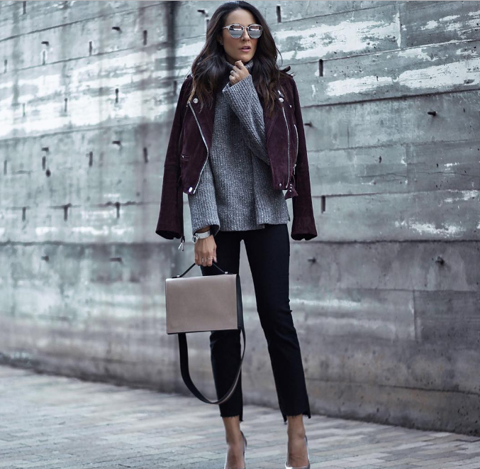 Модный тренд 2018: куртка-косуха | 3