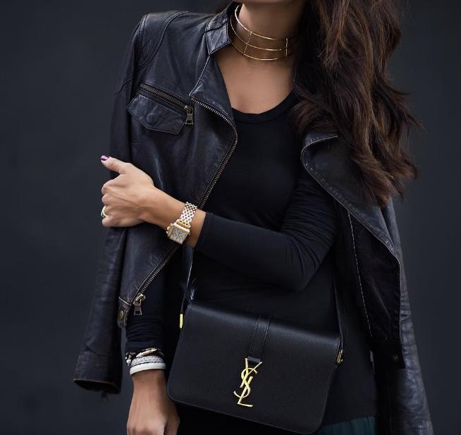 Модный тренд 2018: куртка-косуха | 4
