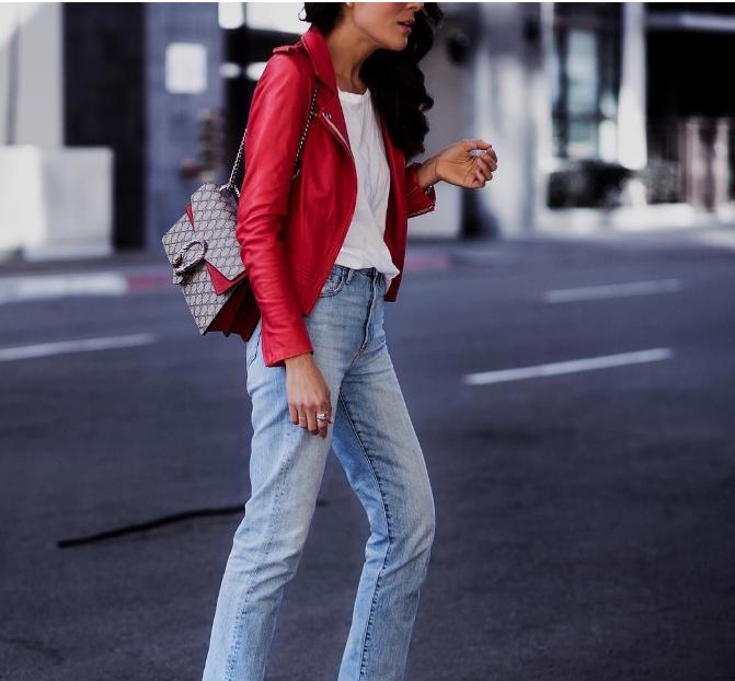 Модный тренд 2018: куртка-косуха | 5